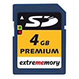 EXTREMEMORY SD Card 4096MB 133x/30x Premiumvon &#34;Extrememory&#34;