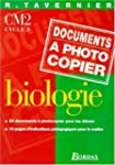 Biologie CM2, cycle 3. Fiches � photo...