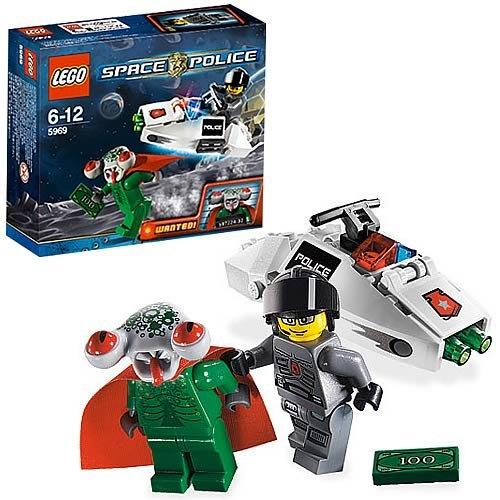 LEGO Space Police Squidman Escape (5969) günstig bestellen
