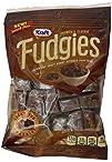 Kraft Caramels, Fudgies Chocolate, 4…