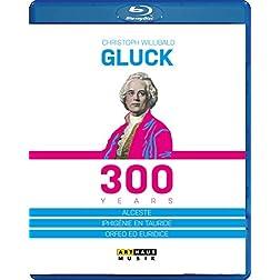 Christoph Willibald Gluck - 300 Years [Blu-ray]