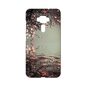 BLUEDIO Designer Printed Back case cover for Asus Zenfone 3 (ZE552KL) 5.5 Inch - G7028
