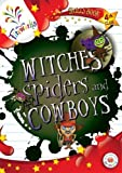 Witches, Spiders and Cowboys 4th Class Skills Book (Fireworks English)