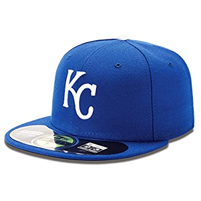 New Era Mlb 59Fifty Authentic On-Field Fitted Cap Kansas City Royals