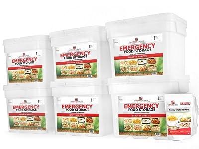 Best price emergency food warehouse