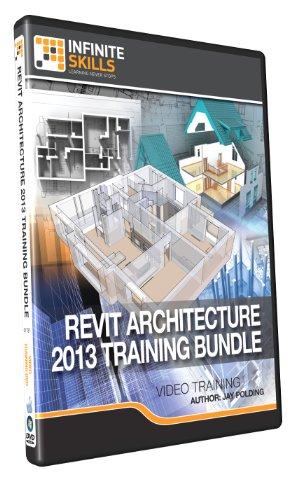 Infinite Skills Revit Architecture 2013 Training Video Bundle (PC/Mac)