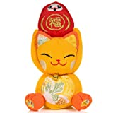 Ami Chan Lucky Cat Soft Toy