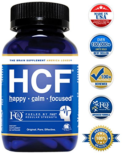 Brain Supplement For Memory Focus Attention Mood Increase Energy