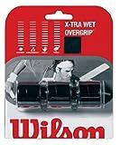 Wilson(ウイルソン) オーバーグリップテープ X-TRA WET BK Z4727