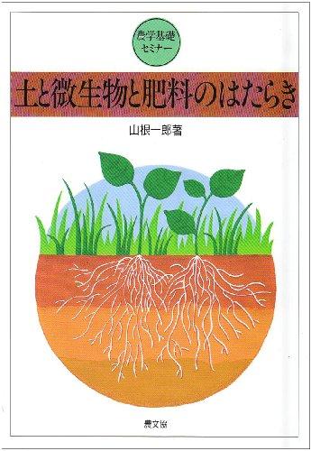 土と微生物と肥料のはたらき