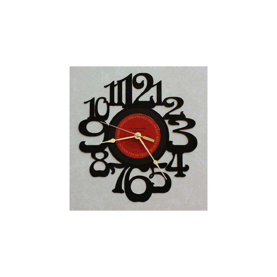 ART GARFUNKEL ~ BREAKAWAY ~ Recycled LP Vinyl Record/Album Wall Clock ~ Decorative Wall Art ~