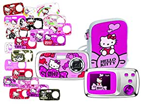Ingo - PKC001M - Jeu Électronique - Appareil Photo Numérique - 3.1 Mpx - Hello Kitty