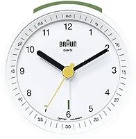 Braun BNC007WHWH-NRC - Despertador (80 x 56 x 80 mm, Color blanco) de Braun