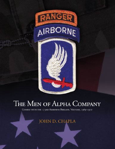 The Men Of Alpha Company: Combat With The 173rd Airborne Brigade, Vietnam, 1969-1970 PDF
