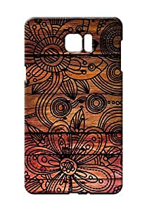 Kyra Back Cover for Samsung Galaxy S7 Edge