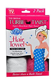 Turbie Twist Microfiber Super Absorbe…