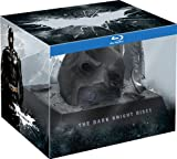 The Dark Knight Rises Bat Cowl - Limited Edition Premium Pack [Blu-ray + UV Copy] [2012] [Region Free]