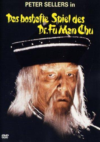 Das boshafte Spiel des Dr. Fu Man Chu