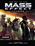img - for The Art of the Mass Effect Universe by Various (2012) book / textbook / text book