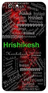 Hrishikesh (One Who Controls Senses, Lord Krishna, Lord Vishnu) Name & Sign Printed All over customize & Personalized!! Protective back cover for your Smart Phone : Samsung Galaxy S6 Edge