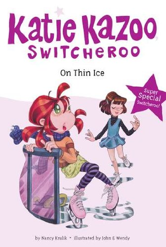 On Thin Ice (Katie Kazoo Super Special (Paperback))