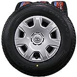 15インチ 4本セット スタッドレスタイヤ&ホイール GOODYEAR(グッドイヤー) ICE NAVI CARGO(アイスナビカーゴ) 195/80R15 107/105L LT TOYOTA(トヨタ) HIACE(ハイエース)純正