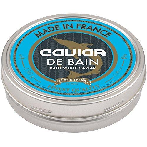 Boîte de Sel de bain Savon Caviar de bain La petite épicerie de Paris 35-2S-806