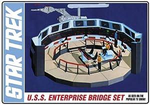 1/350 Star Trek Bridge Set