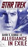 David R., III George Allegiance in Exile (Star Trek: The Original Series)