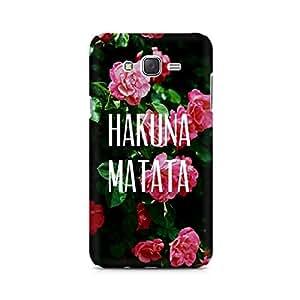 Ebby Hakuna Matata Premium Printed Case For Samsung J1 Ace