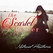 The Scarlet Letter Audiobook by Nathaniel Hawthorne Narrated by Nancy Peterson