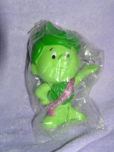 1996 Green Giant Little Sprout Vinyl Doll Figure - 1