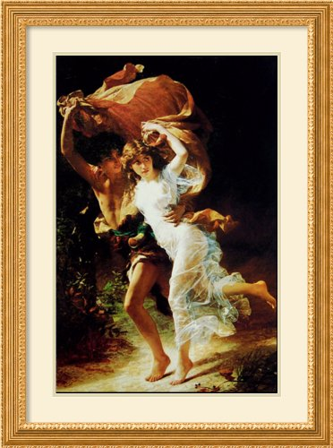 The Storm By Pierre Auguste Cot Framed front-950955