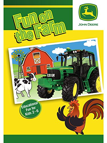 John Deere Fun On The Farm, Part 1