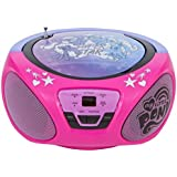 My Little Pony CD Boombox Player (56357-PNK)