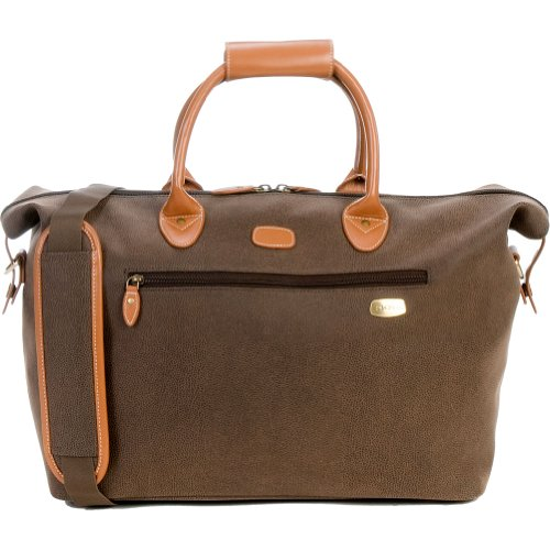 Boyt Luggage Edge Carry-All Duffel, Brown, One Size special discount
