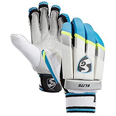SG Elite Batting Gloves, Men's Color may vary