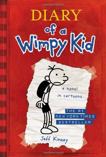 Diary Of A Wimpy Kid by Jeff Kennedy