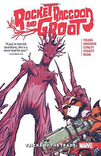 rocket-raccoon-groot-1-tricks-of-the-trade