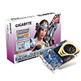Gigabyte GV-R465OC-1GI Radeon HD 4650 Graphics Card (1GB, ATX, DVI-I)by Gigabyte