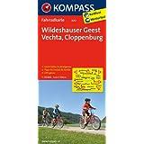 Wildeshauser Geest - Vechta - Cloppenburg: Fahrradkarte. GPS-genau. 1:70000 (KOMPASS-Fahrradkarten Deutschland)