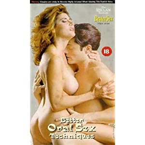 Better Sex Video - Better Oral Sex Techniques DVD 18++
