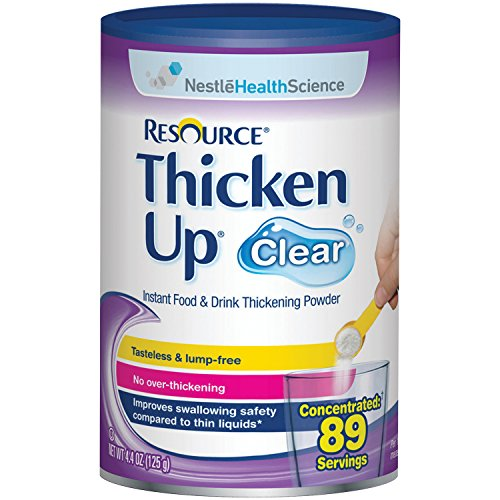 Resource Thicken Up Clear Powder Canister 125 Gram