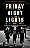 Cover of Friday Night Lights by H G Bissinger 0224076744