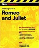 Image of CliffsComplete Romeo and Juliet