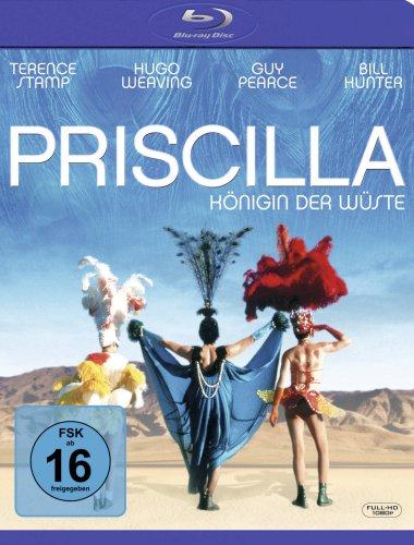 Priscilla - Königin der Wüste [Blu-ray]