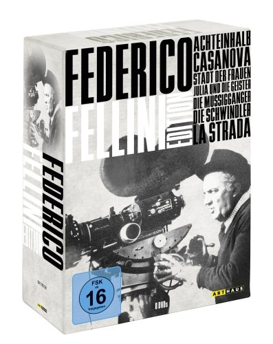 Federico Fellini Edition [8 DVDs]