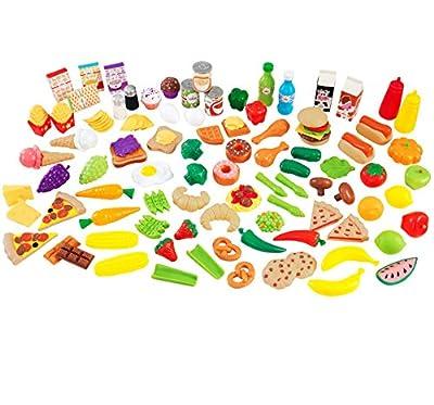KidKraft Tasty Treats Play Food Set by KidKraft