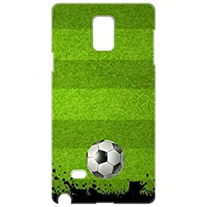 a AND b Designer Printed Mobile Back Cover / Back Case For Samsung Galaxy Note 4 (SG_N4_3D_197)