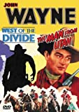 John Wayne - West Of The Divide / The Man From Utah [DVD] [2003]